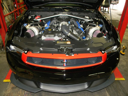 hellion power systems 2012 39 2013 39 mustang boss 302 twin turbo power adder solutions inc. Black Bedroom Furniture Sets. Home Design Ideas