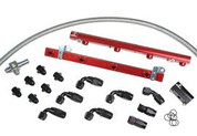 Aeromotive 14118 - Ford '97-'05 5.4L 2-valve Truck & SUV Fuel Rail Kit