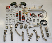 "Hellion Power Systems (07'-12') Shelby GT500 Twin Turbo System ""Tuner Kit"""