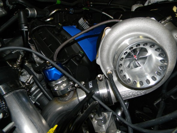Hellion Power Systems (2012' - 2013') Mustang Boss 302 Twin Turbo
