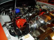 Hellion Power Systems 2001 Mustang Bullitt Single Turbo System