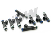 DeatschWerks 39lb High Impedance Fuel Injectors *Flow Matched*