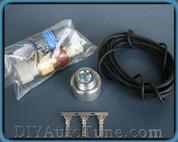 MegaSquirt MSPNP and DIYPNP IAT Sensor Kit - Aluminum Bung Universal