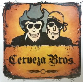 Cerveza Bros Decal