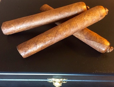 Beautiful Dominican Habano wrappers