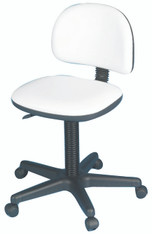 Gas Lift Stool with Backrest (NS)