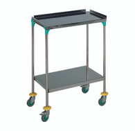 Stainless Steel Surgery Trolley (NS)