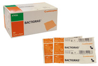 Bactigras, a cotton leno-weave fabric impregnated with Soft Paraffin BP