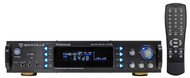 Rockville RPA6000USB 1000w 2 Channel Rack DJ Amplifier/Mixer/Receiver Amp w/ USB