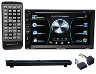 1994-99 Land Rover Discovery DVD/iPhone/Pandora/Spotify/Bluetooth Receiver