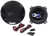 """Pair Rockville RV4.2 4"""" 2-Way Car Speakers 280 Watts and 70w RMS CEA Rated Total"""