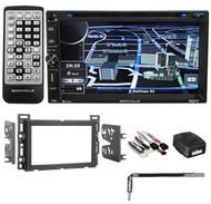 2006-2009 Pontiac Solstice Navigation/GPS/DVD/iPhone/Pandora/Bluetooth Receiver