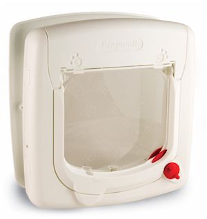 PetSafe PPA00-11325 4 Way Locking Cat Flap Door