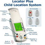 Locator Plus - Pet Handheld Pet Finder | Pet Locator | Lost Item Finder