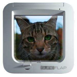 SureFlap Microchip Cat Door (White) (SUR001)