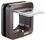 SureFlap Microchip Cat Door (Brown) (SUR001BR)