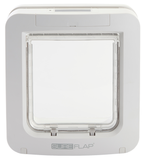 SureFlap Microchip Pet Door (White) (SUR101)