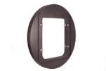 SureFlap Microchip Pet Door Mounting Adaptor (Brown)