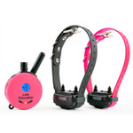 E-Collar Lady Educator 2 Dog 1/2 Mile Remote Dog Trainer