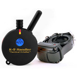 E-Collar K9 Handler 3/4 Mile Remote Dog Trainer on 24 in. Bungee Collar