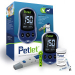 Petlet Blood Glucose Meter Kit