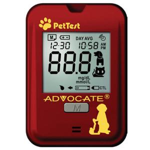 Advocate PetTest Glucose Meter Kit