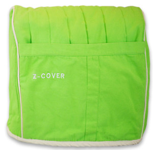 Z-Cover Mixer Cover For Tilt-Head Stand, Artisan and Classic Mixers - Heavyweight 100% Cotton Cover - Green