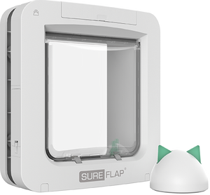 SureFlap Microchip Pet Door Connect + HUB