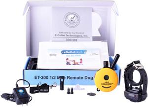 E-Collar  ET-300 Mini Educator 1/2 Mile Remote Dog Trainer