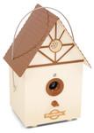 Petsafe PBC00-11216 Outdoor Ultrasonic Bark Control Birdhouse