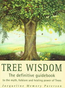 Tree Wisdom - The Definitive Guidebook by Jacqueline Memory Paterson