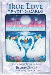 True Love Reading Cards by Belinda Grace (Sealed)