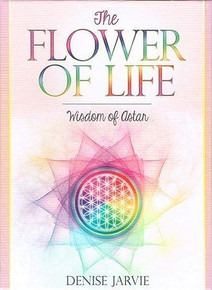 The Flower of Life Cards by Denise Jarvie (Sealed)