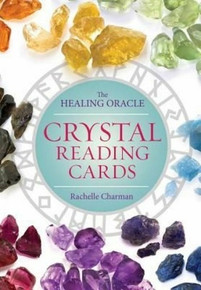 Crystal Reading Cards by Rachelle Charman (Sealed)