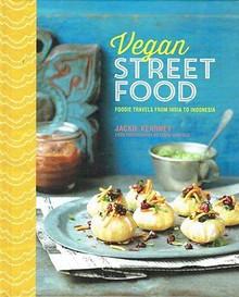 Vegan Street Food by Jackie Kearney (Hardback)