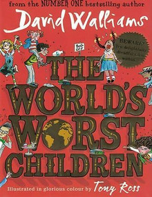 The World's Worst Children by David Walliams (Hardback)