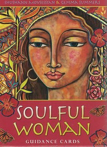 Soulful Woman Guidance Cards by Shushann Movsessian & Gemma Summers NEW & Sealed