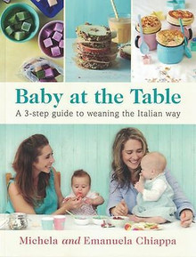 Baby At The Table by Michela and Emanuela Chiappa NEW
