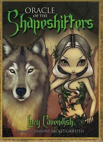 Oracle of The ShapeShifters by Lucy Cavendish (Sealed)