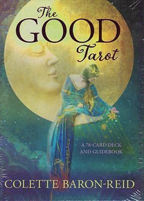 The Good Tarot Oracle Cards by Colette Baron-Reid (Sealed)