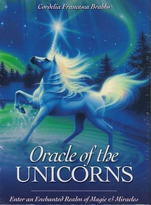 Oracle of the Unicorns by Cordelia Francesca Brabbs (NEW & Sealed)