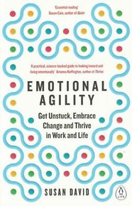 Emotional Agility by Susan David NEW