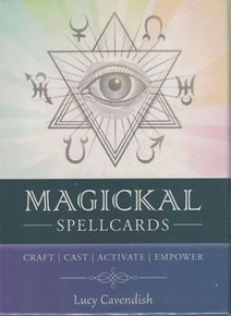 Magickal Spellcards by Lucy Cavendish NEW & Sealed