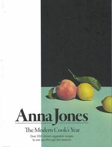 The Modern Cook's Year by Anna Jones NEW Hardback