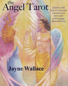The Angel Tarot Cards by Jayne Wallace (Sealed)
