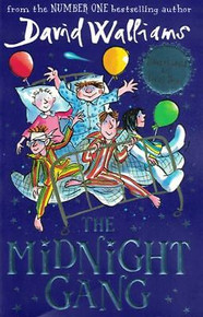 The Midnight Gang by David Walliams NEW