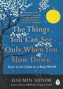 The Things You Can See Only When You Slow Down by Haemin Sunim NEW