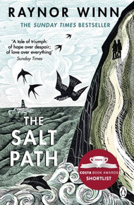 The Salt Path by Raynor Winn (NEW)