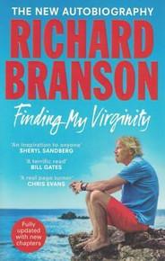Finding My Virginity by Richard Branson NEW