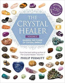 The Crystal Healer Volume 2 by Philip Permutt NEW